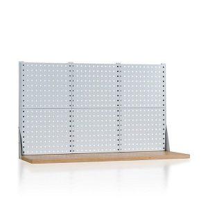 Nadstawka 2-rzędowa z sześcioma panelami perforowanymiW-3N-2
